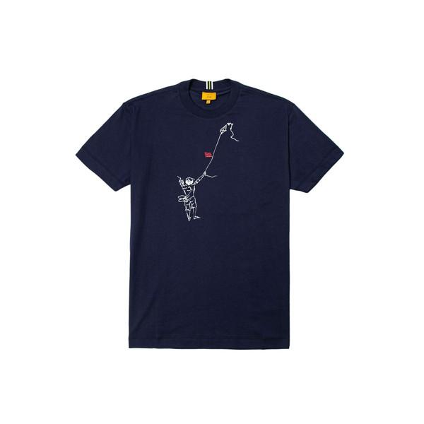 Camiseta Class Menino Soltando Pipa Navy