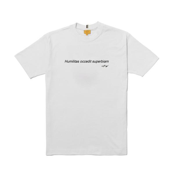 Camiseta Class Caravaggio White