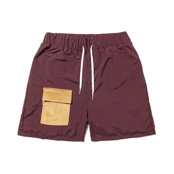 Cargo Shorts Class Burgundy