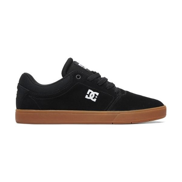 DC Shoes Crisis TX LA Black White Gum