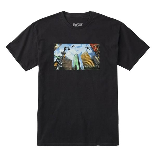 Camiseta DGK City Life Black