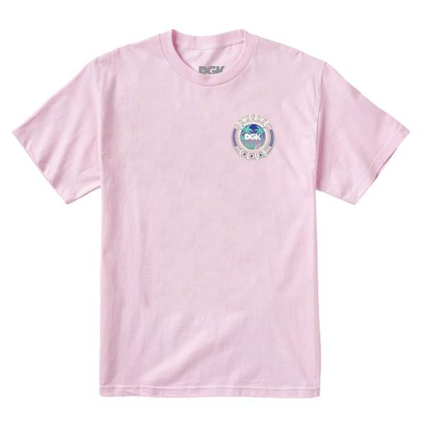 Camiseta DGK Vacation Pink