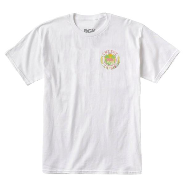 Camiseta DGK Vacation White