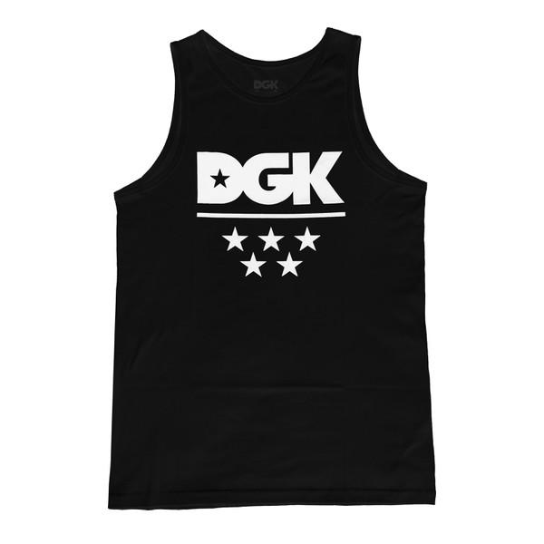 Regata DGK All Star Tank Black
