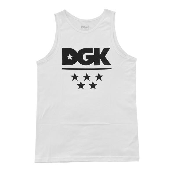 Regata DGK All Star Tank White