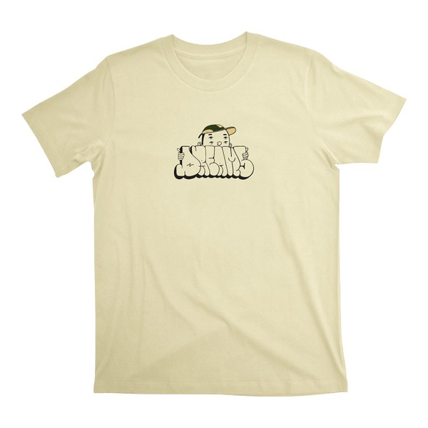 Camiseta Dreams Brn Off White