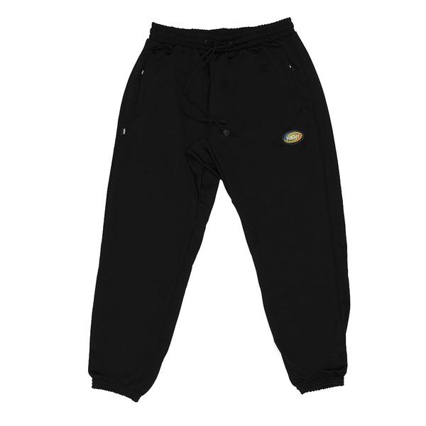 High Pants Twist Black