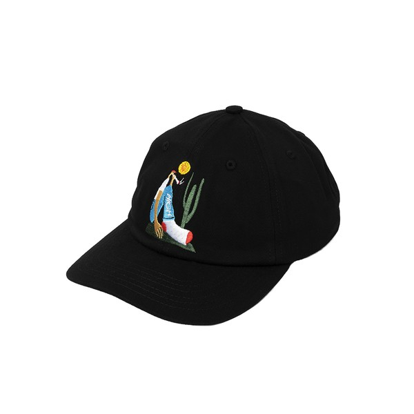 Polo Hat Uropaba Black