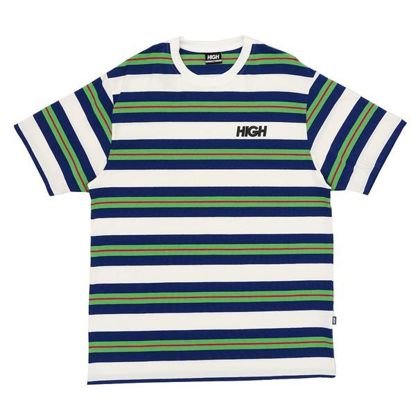 Camiseta High Tee Kidz White Blue
