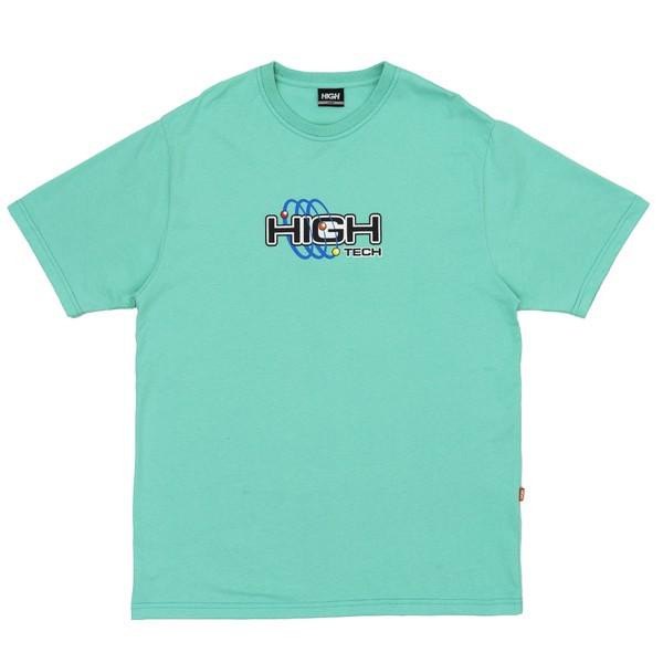 Camiseta High Tee Tec Pool Green