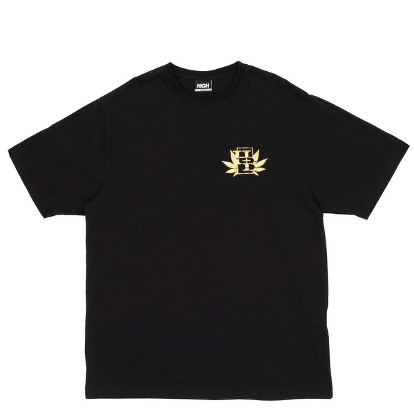 Camiseta High Tee Club Black