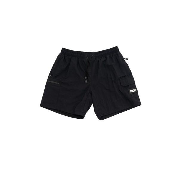 Sport Cargo Shorts High Black
