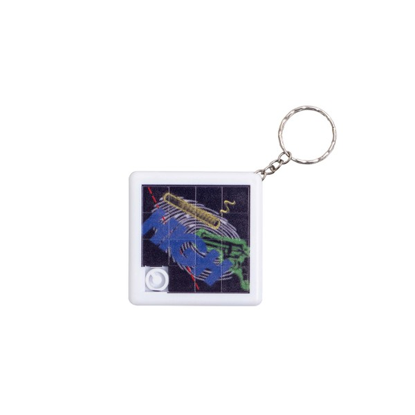 Keyring High Puzzle Suspect