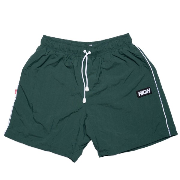 Sport Shorts High Logo Olive Green