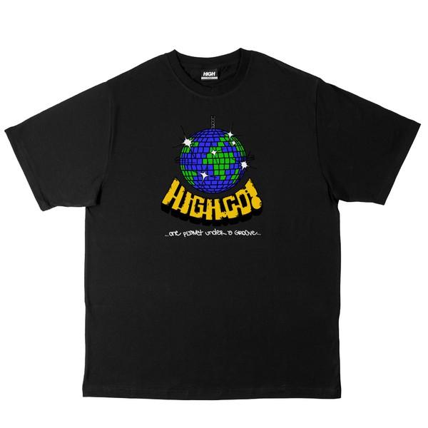 Camiseta High Tee Funky Black