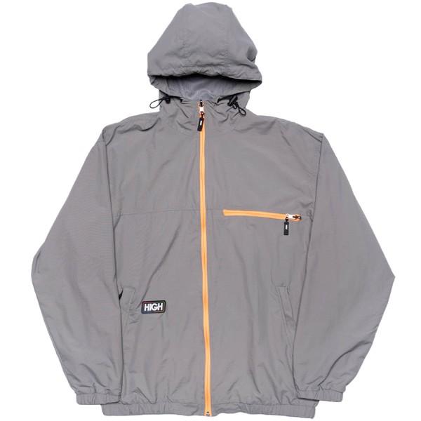 Windbreaker High Packable Grey