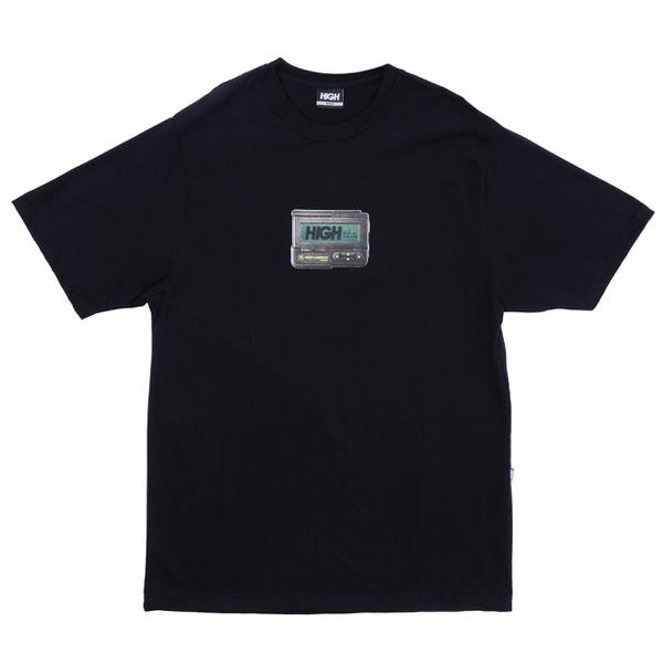 Camiseta High Tee Beeper Black