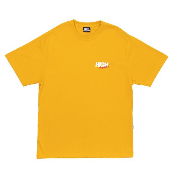 Camiseta High Tee Compagnia Mustard