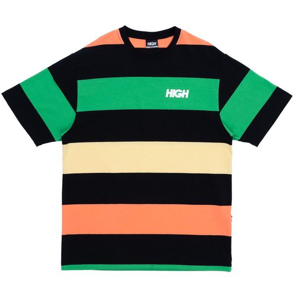Camiseta High Tee Kidz Black Green