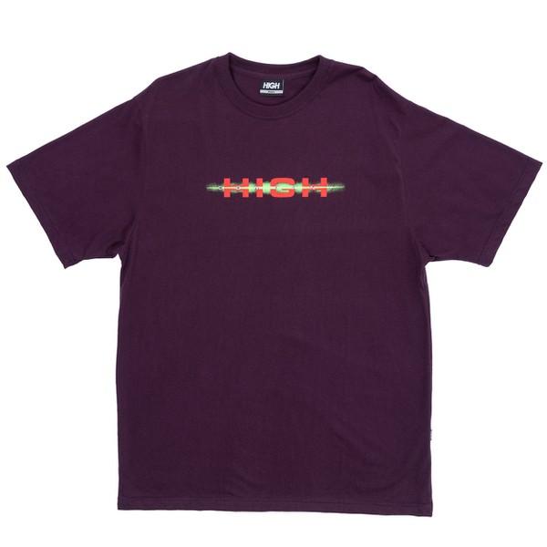 Camiseta High Tee Laser Purple