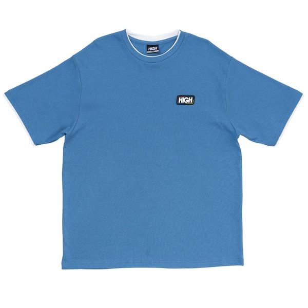 Camiseta High Work Tee Uno College Blue