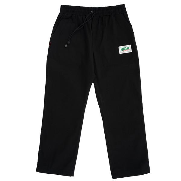 Compagnia Pants High Black