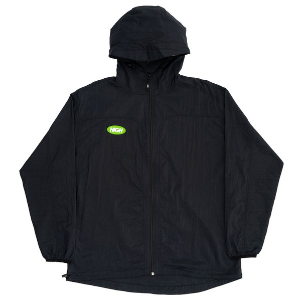 Rain Jacket High Black
