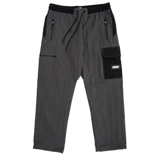 Sport Pants Cargo High Grey Black