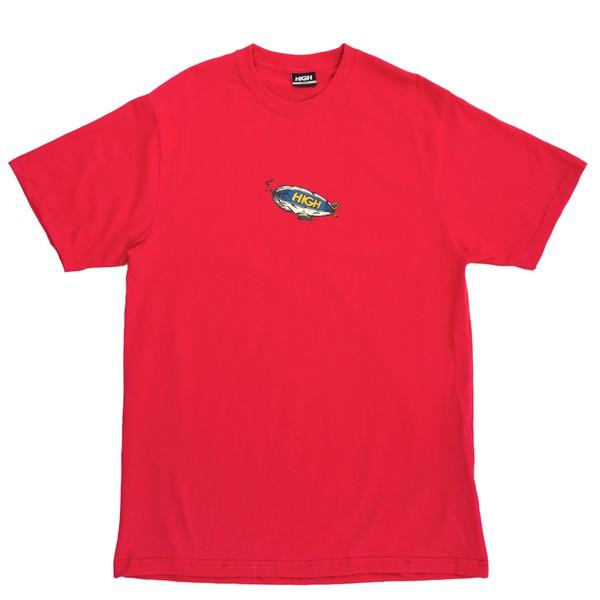 Camiseta High Tee Blimp Magenta