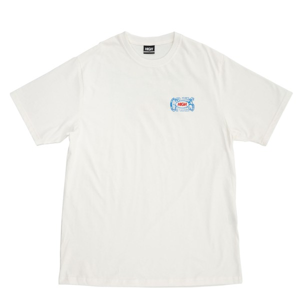 Camiseta High Tee Cribs White