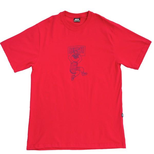 Camiseta High Tee Dunk Magenta