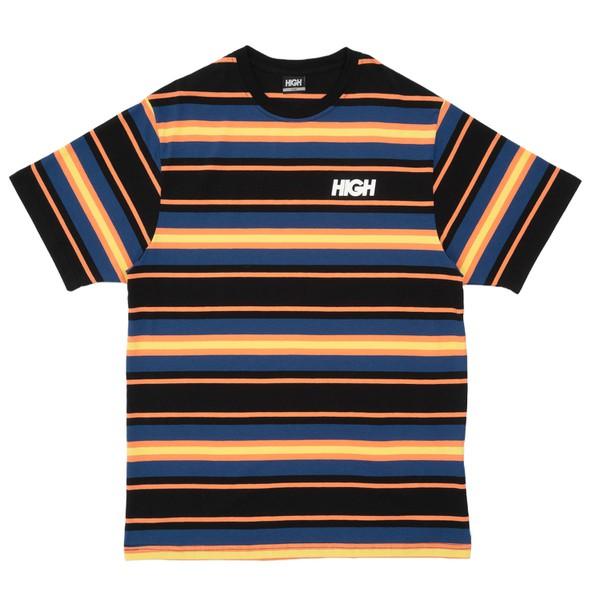 Camiseta High Tee Kidz Black/Yellow