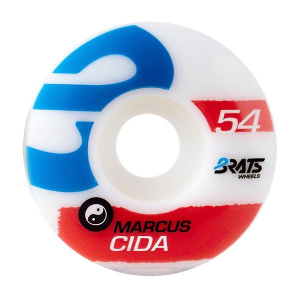 Brats Wheels Marcus Cida 54MM - 101A