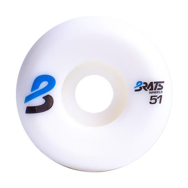 Brats Wheels Logo Mod 51MM - 101A