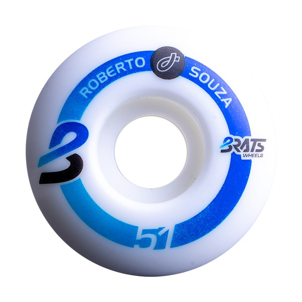 Brats Wheels Roberto Souza 51MM - 101A