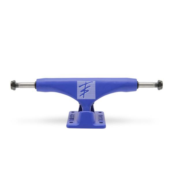 Truck Crail x Tropicalients Blue Mid 139MM