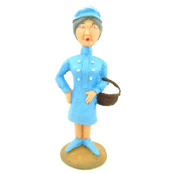 """Miniatura Dona Clotildes -""""Bruxa do 71"""""""