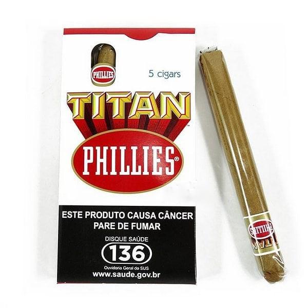 Charuto Titan Natural