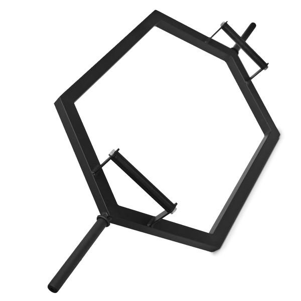 Barra Hexagonal Musculação