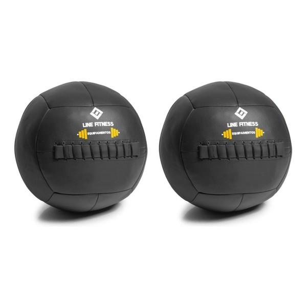 Kit De 2 Wall Ball