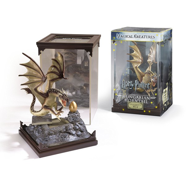 Harry Potter - Magical Creatures: Hungarian Horntail - Noble Collection