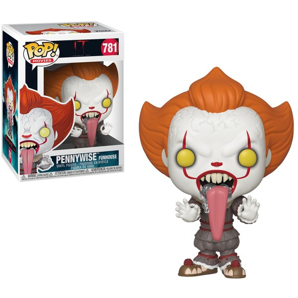 It Chapter 2 - Pennywise Funhouse #781 Funko Pop