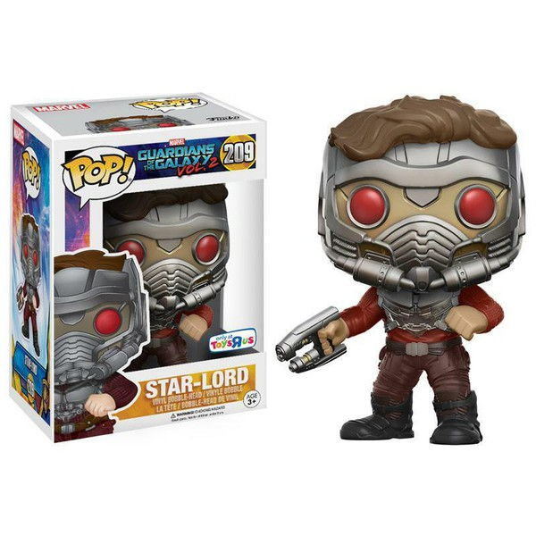 Star Lord Pop! Vinyl Toys'R Us Exclusive
