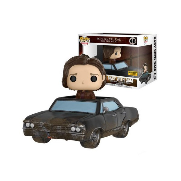 Supernatural - Baby with Sam Winchester #46 Funko Pop Hot Topic Exclusive