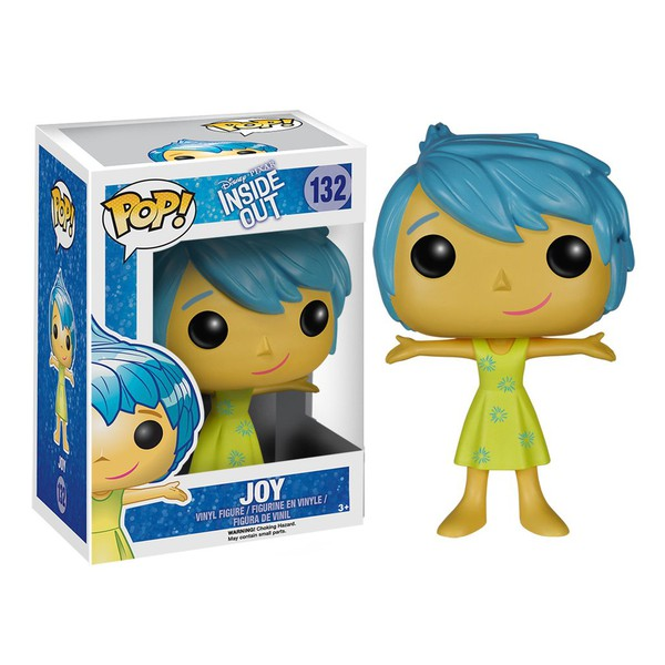 Disney-Pixar: Divertidamente - Alegria (Disney-Pixar: Inside Out - Joy Pop! Vinyl)