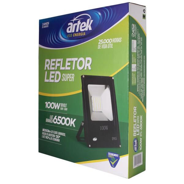 REFLETOR SUPER LED 100W
