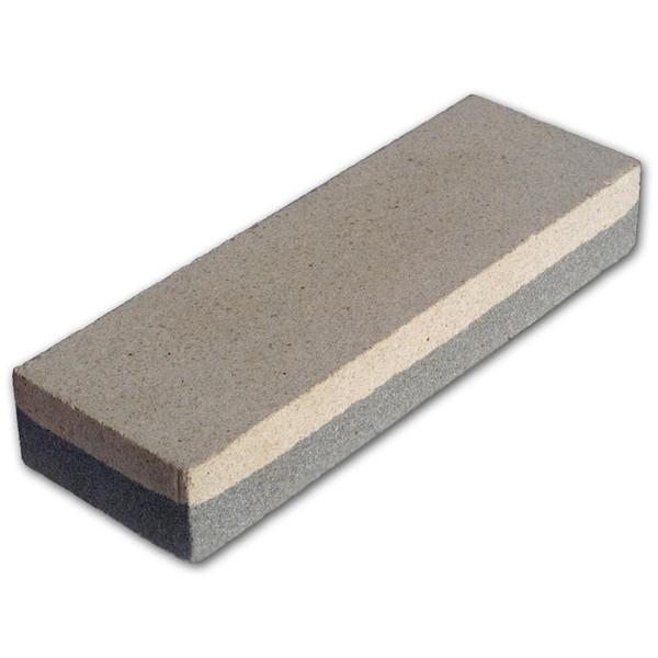 "Pedra para afiar dupla face, 6"" retangular FertaK Tools 9905"
