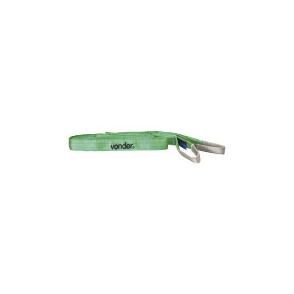 Cinta Elevação Verde 2M 2Tom Vonder 8014060202