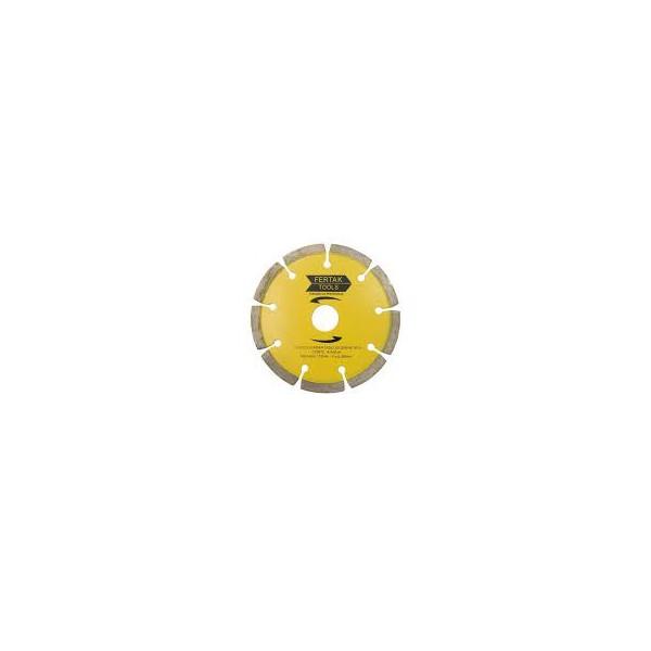 Disco de Corte Diamantado Segmentado FertaK Tools 2801