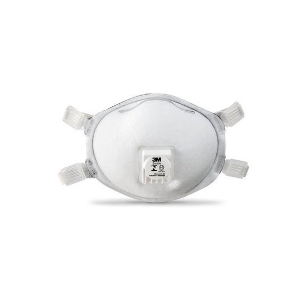 Respirador PFF-2 8516B Medicam 3M HB004457485